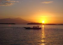 uitzicht2 - Cocotinos Sekotong - Lombok - Indonesië