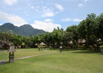 tuin - Taman Sari Bali Resort & Spa Pemuteran - Taman Sari Bali Resort & Spa Pemuteran - Indonesië