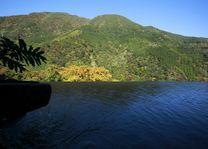 uitzicht Ginyu Ryokan - Hakone - Japan