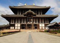 Todaiji Tempel - Nara - Japan - foto: lokale agent