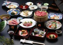 diner van Ryokan Asunaro - Ryokan Asunaro - Japan