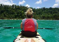 kano - zee - White Beach - Port Barton - Filipijnen