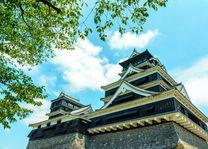 kasteel - Kumamoto - Japan - foto: flickr