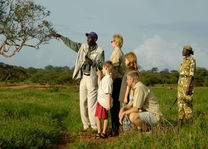 wandelsafari - Kilaguni Serena Safari Lodge - Tsavo West - Kenia