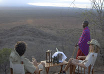 Severin Safari Camp Bush Meal - Severin Safari Camp - Tsavo West - Kenia