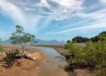 Landschap - Bako National Park - Sarawak - Maleisië - foto: flickr
