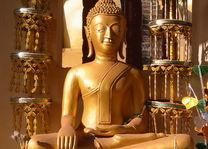 Boeddha - Vientane - Laos