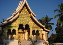 Tempel - Luang Prabang - Laos