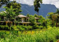 The River Resort - Laos - foto: Tim Berentsen