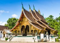 Wat Xieng Thong, Luang - Laos - foto: Archief