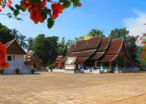 Wat Xieng Thong - Luang Prabang - Laos - foto: Archief