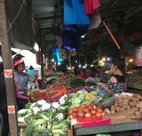 lokale markt - Cebu City - Filipijnen