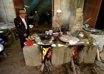 lokale markt - Zijderoute - China - foto: flickr
