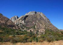 Anja Reserve berg - Anja Reserve - Madagaskar - foto: Martijn Visscher