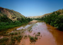 Tsiribihina rivier - Tsiribihina rivier - Madagaskar - foto: archief