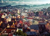 Antananarivo overview - Antananarivo - Madagaskar - foto: archief