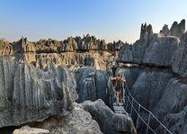Tsingy de Bemaraha 2 - Tsingy de Bemaraha - Madagaskar - foto: archief
