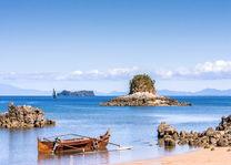 Nosy Be strand - Nosy Be - Madagaskar - foto: archief
