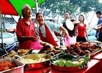 eetstalletje - Maleisie - Maleisië