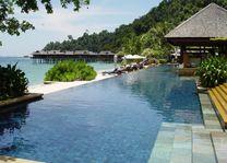 Zwembad - Pangkor Laut Resort - Pangkor Laut Island - Maleisië