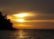 zonsondergang Pangkor Laut - Pangkor Laut - Maleisië