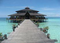 restaurant Lankayan Island Dive Resort - Lankayan Island Dive Resort - Maleisië