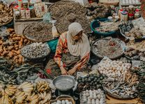 Markt in Kota Bharu - Maleisië - foto: unsplash