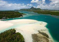 rivier - Mauritius