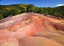Seven Coloured Earths - Mauritius - foto: Tourism Board Mauritius