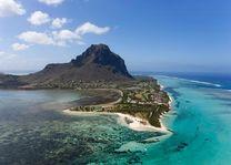 uitzicht Le Morne Brabant - Mauritius - foto: Tourism Board Mauritius