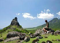 wandelen - Mauritius - foto: Tourism Board Mauritius