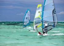windsurfen - Mauritius - foto: Tourism Board Mauritius