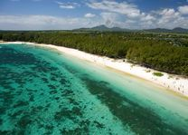 kustlijn - Mauritius - foto: Tourism Board Mauritius