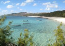 Boten bij Rodrigues - Rodrigues - Mauritius - foto: Archief