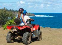quad rijden op Mauritius (5) - Mauritius - foto: Andrea Lodge