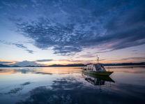 Meer - boot - Iban - Batang Ai - Borneo - Maleisië - foto: flickr