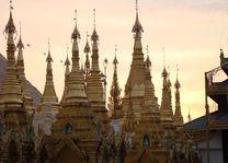 Shwedagon Pagode Yangon - Yangon - Myanmar
