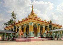 Bawgyo Pagode bij Hsipaw - Hsipaw - Myanmar - foto: Floor Ebbers