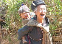 Akha Black Theeth Tribe in Kengtung - Kengtung - Myanmar - foto: lokale agent