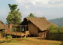 platteland Mindat - Mindat - Myanmar - foto: lokale agent
