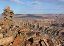 Fish River Canyon - Fish River Canyon - Namibië - foto: Agent