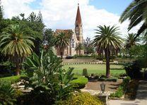 Kerk in Windhoek - Windhoek - Namibië - foto: Agent