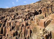 rotsen Damaraland - Damaraland - Namibië - foto: lokaal agent