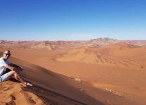 Deadvlei - Sossusvlei - Namibië - foto: Martijn Visscher