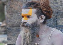 Sadhu - Kathmandu - Nepal