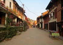 Bandipur straatbeeld - Bandipur - Nepal