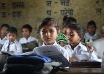 Pokhara kinderen op school - Pokhara - Nepal - foto: Archief