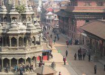 Durbar Square Patan, Patan - Patan - Nepal - foto: Mieke Arendsen