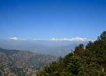 uitzicht Dhulikhel - Nepal
