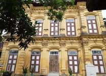 postkantoor - centrum - Yangon - Myanmar - foto: Daniel de Gruiter